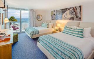 remodeled beach resort